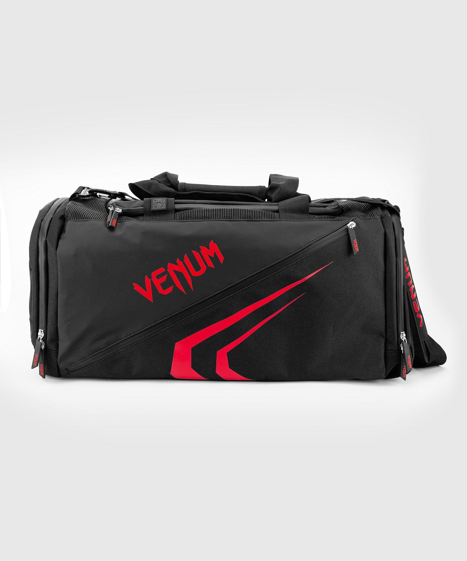 Sac de sport Venum trainer lite Noir et Rouge