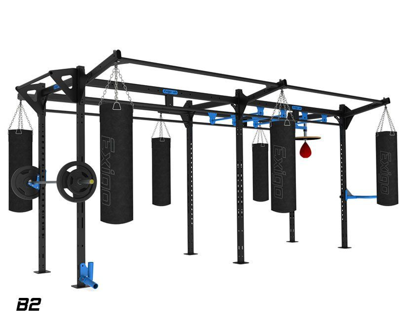 Cage de cross training Boxer B2