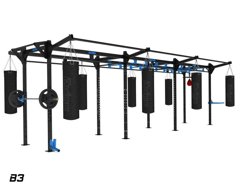 Cage de cross training Boxer B3