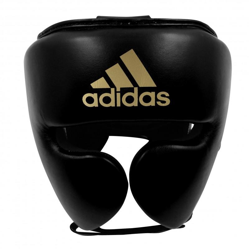 Casque de boxe Adidas Super Pro en cuir