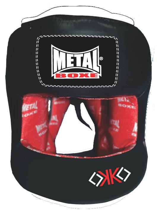 Casque de sparring Métal boxe OKO
