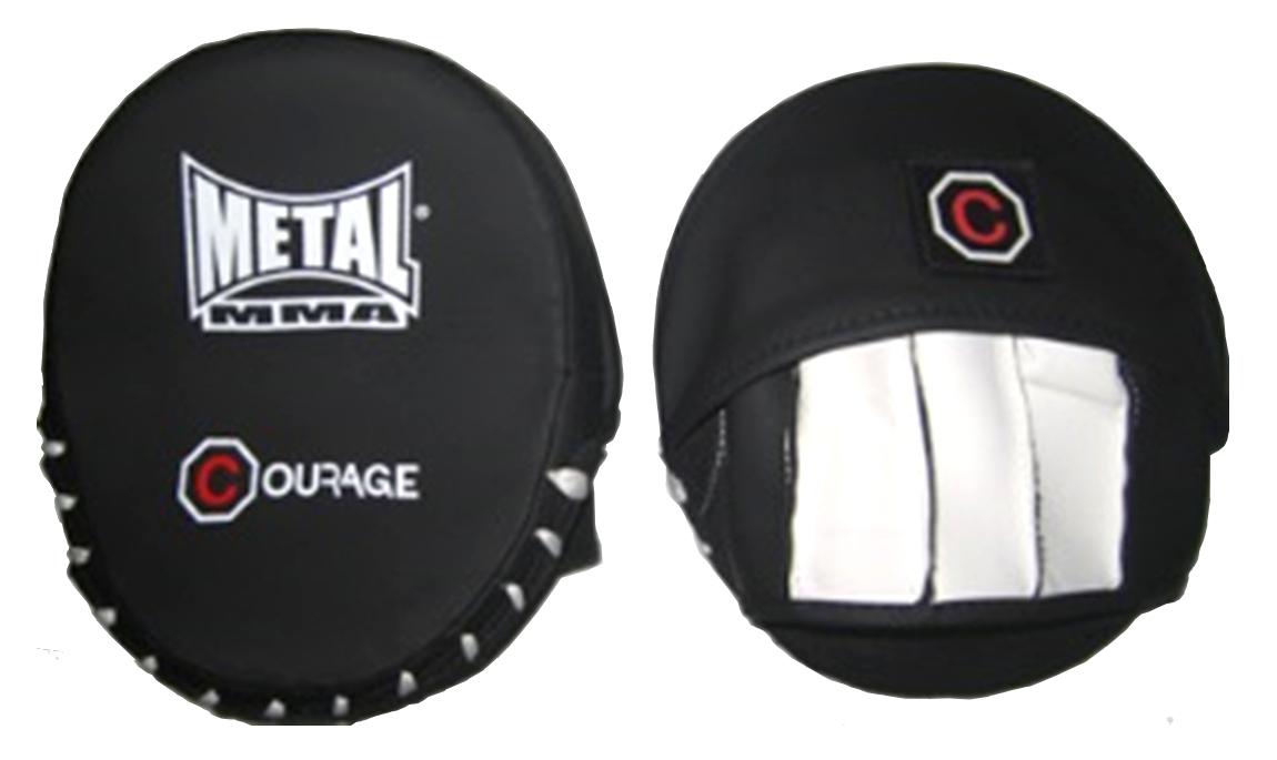 Pattes d\'ours Métal boxe Courage