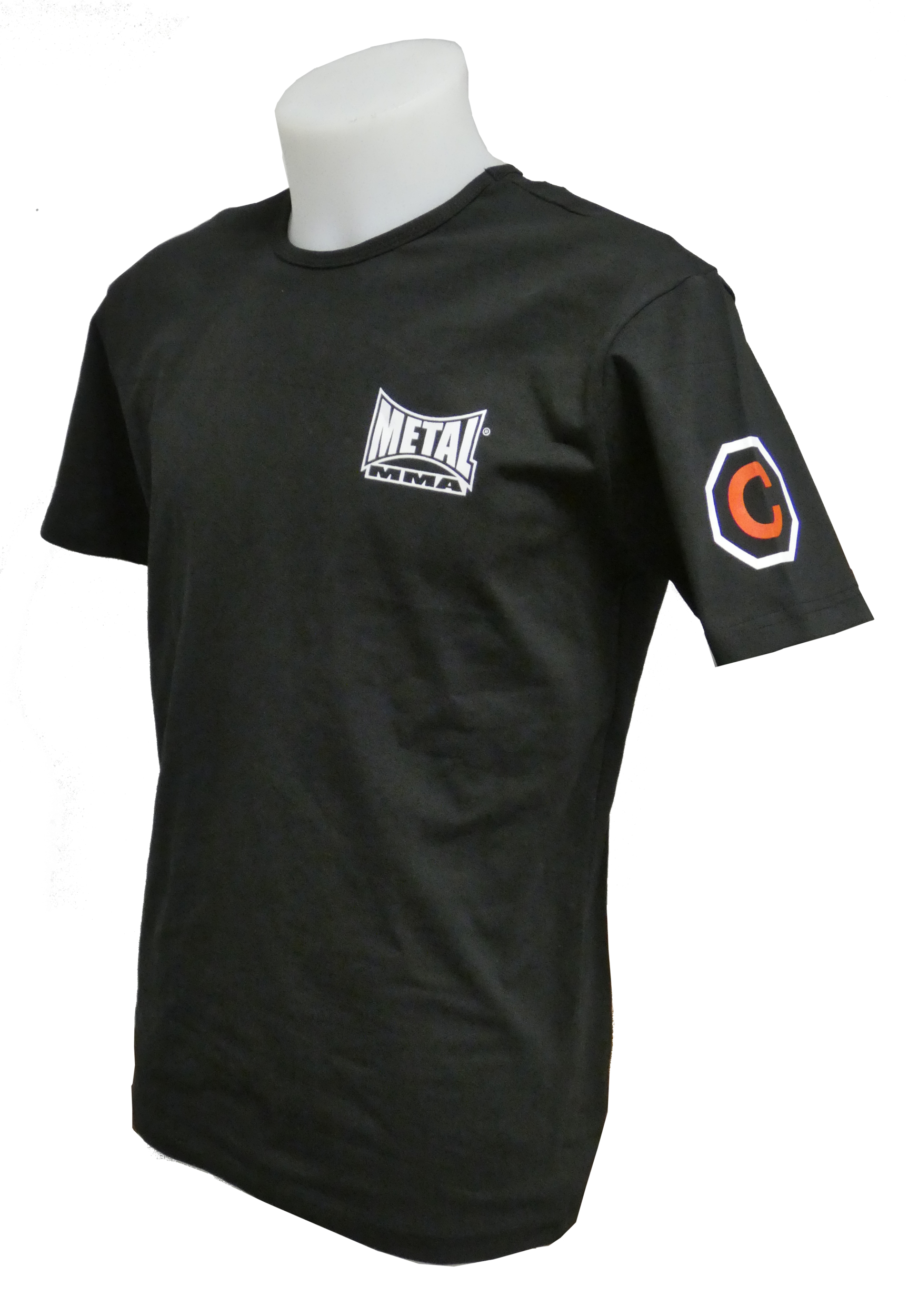 T-shirt Métal boxe Courage