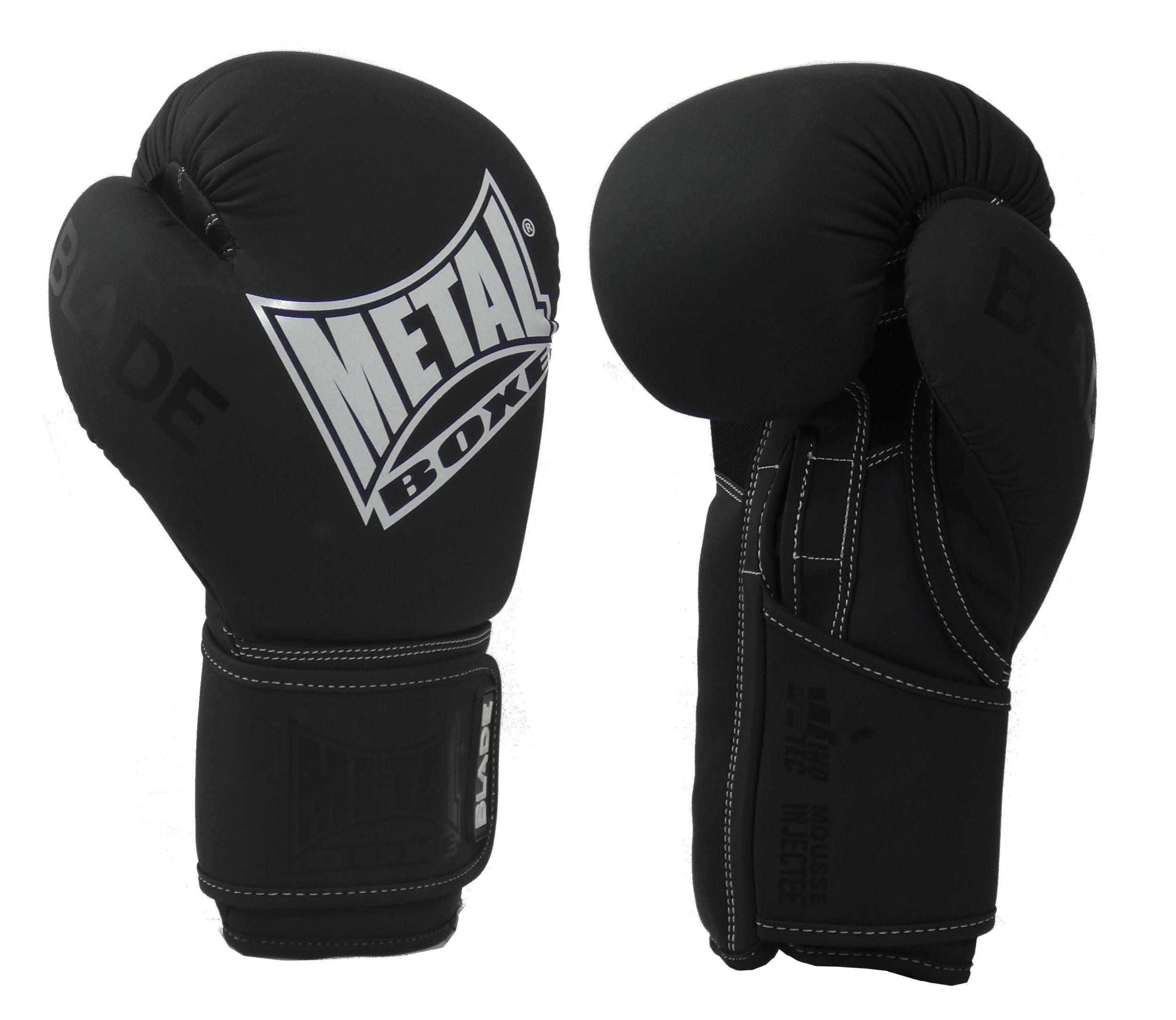 Gants de boxe Métal boxe Blade Classic