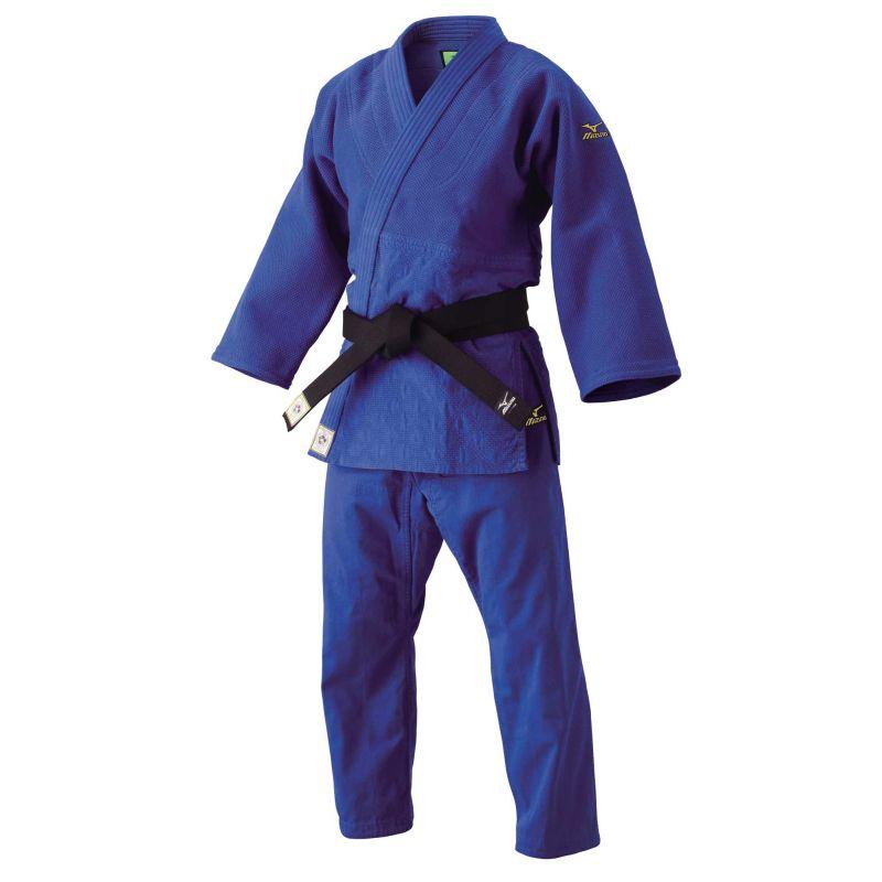 Kimono de Judo Mizuno Yusho IJF Bleu