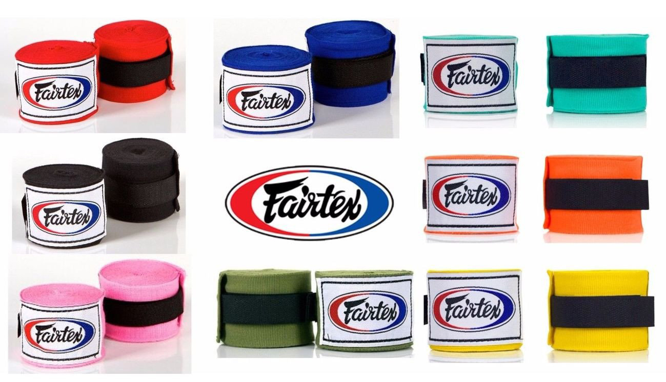 Bandes Fairtex 4 M