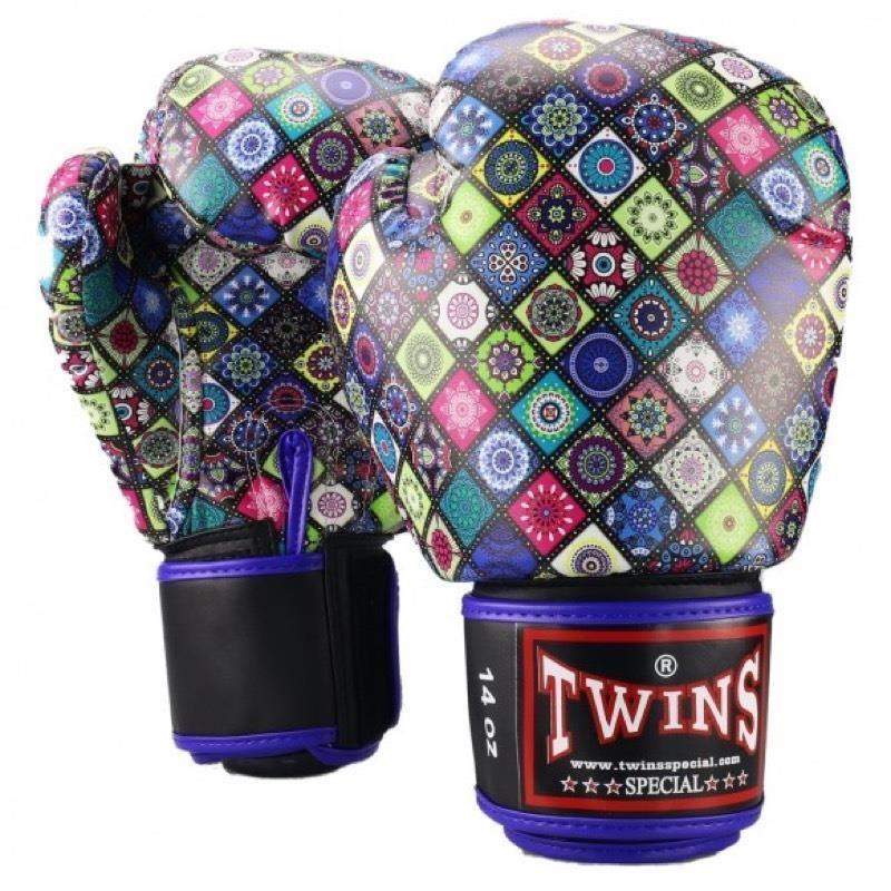 Gants de boxe Twins Mozaik - Edition limitée