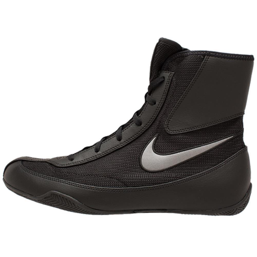 Chaussures de boxe Nike Machomai 2 Noir