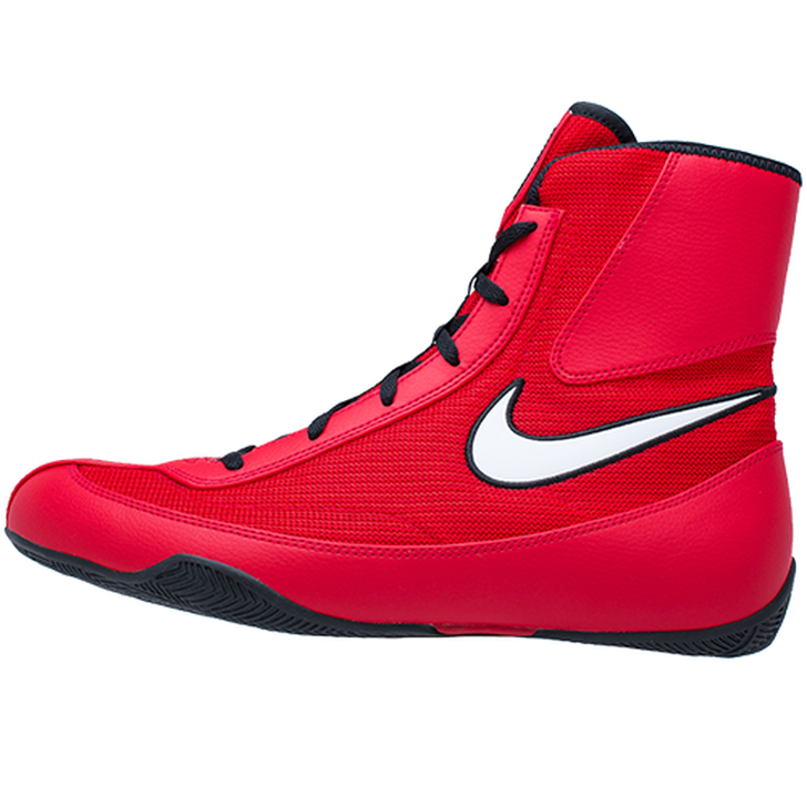 Chaussures de boxe Nike Machomai 2 Rouge