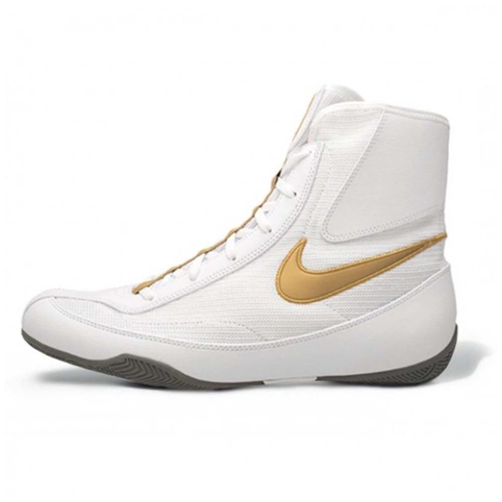 Chaussures de boxe Nike Machomai 2 Blanche