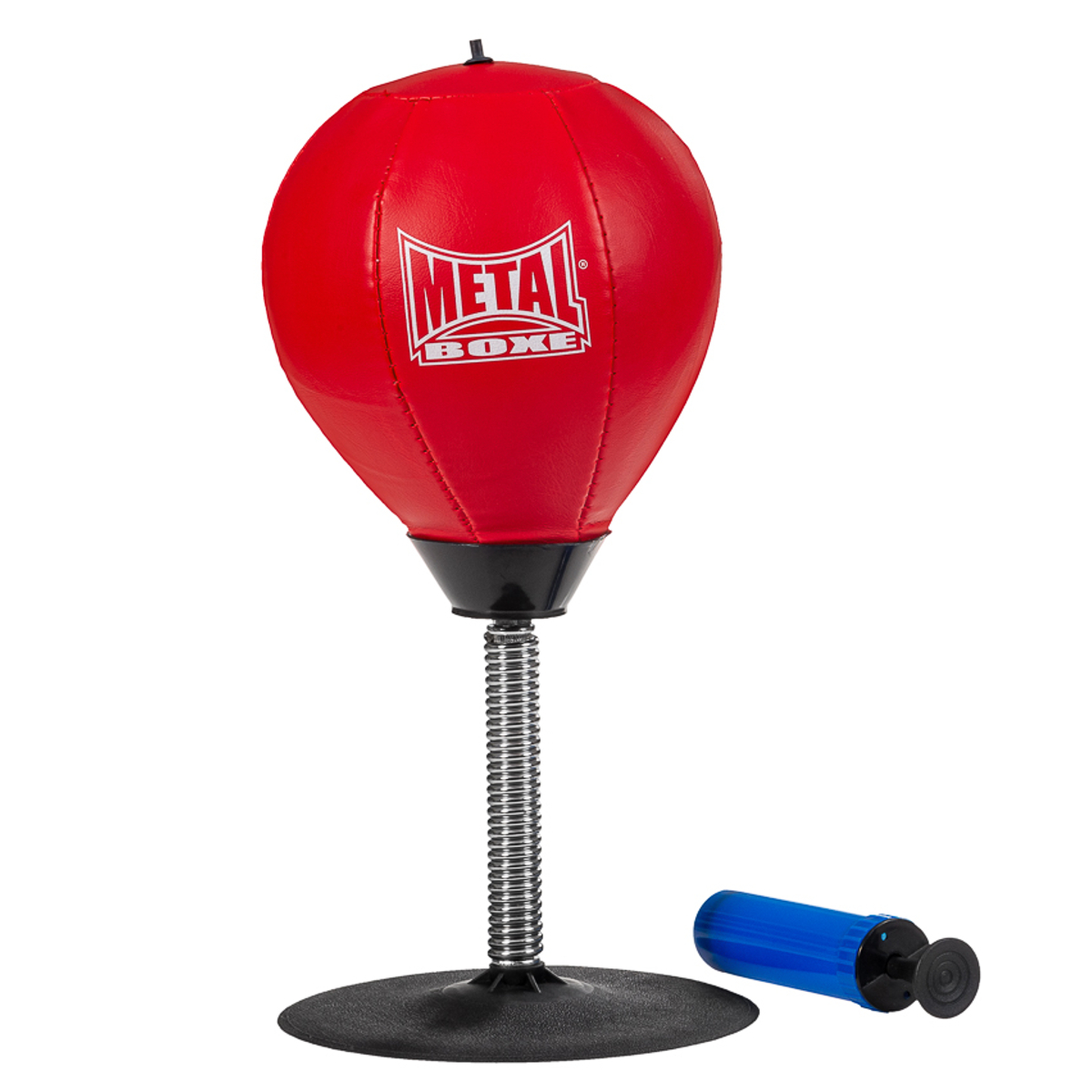 Punching ball pour bureau Métal boxe