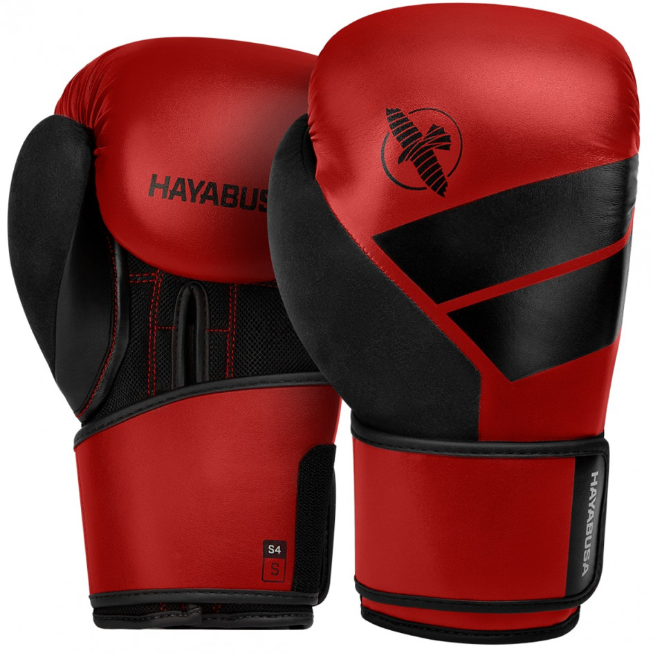Gants de boxe Hayabusa S4 Rouge