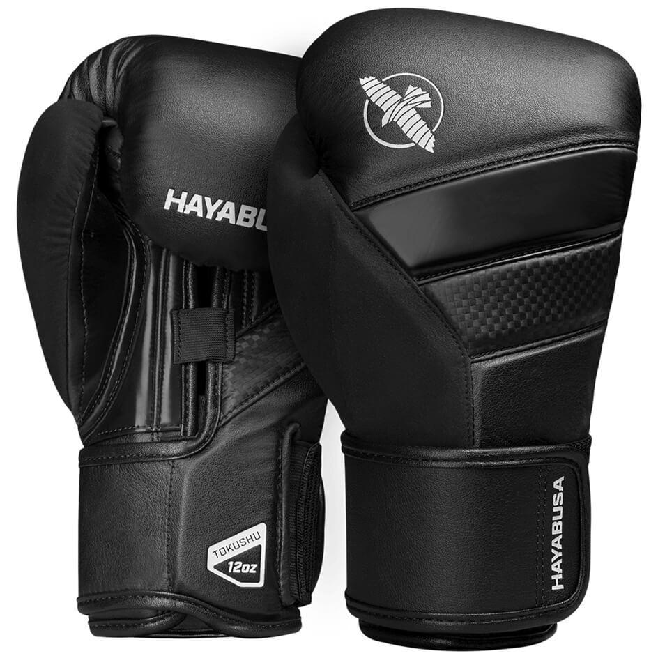 Gants de boxe Hayabusa T3 Noir