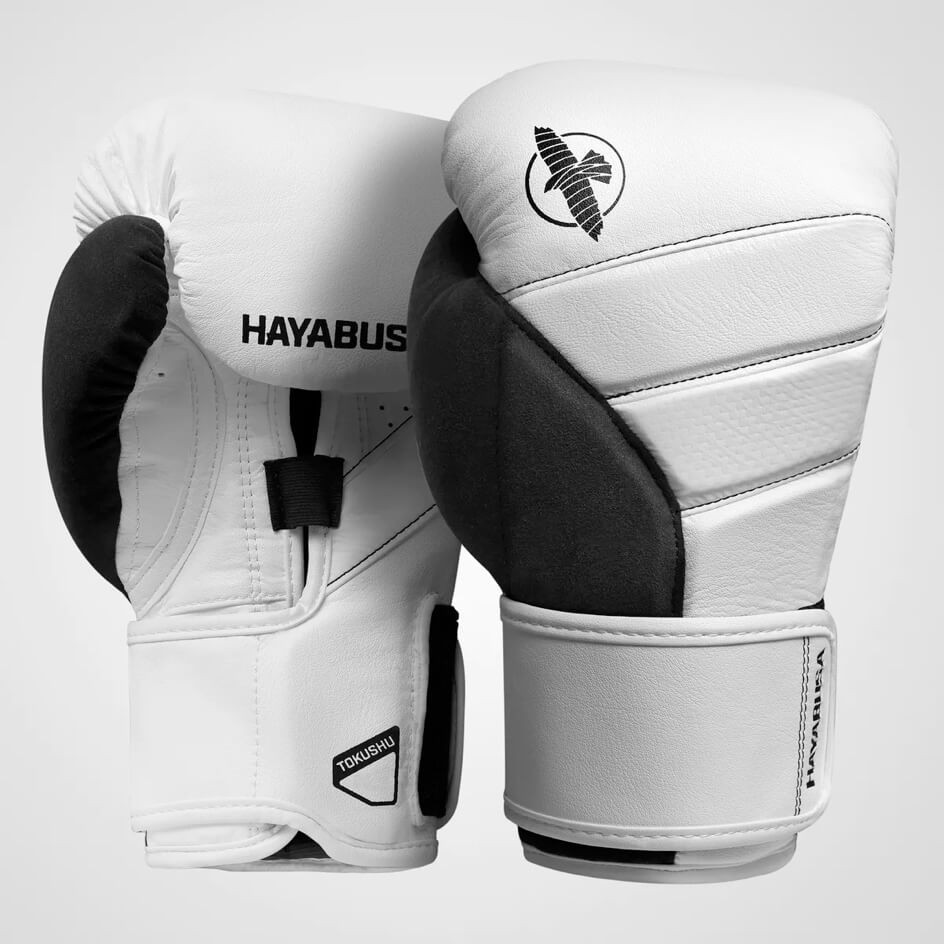 Gants de boxe Hayabusa T3 Blanc