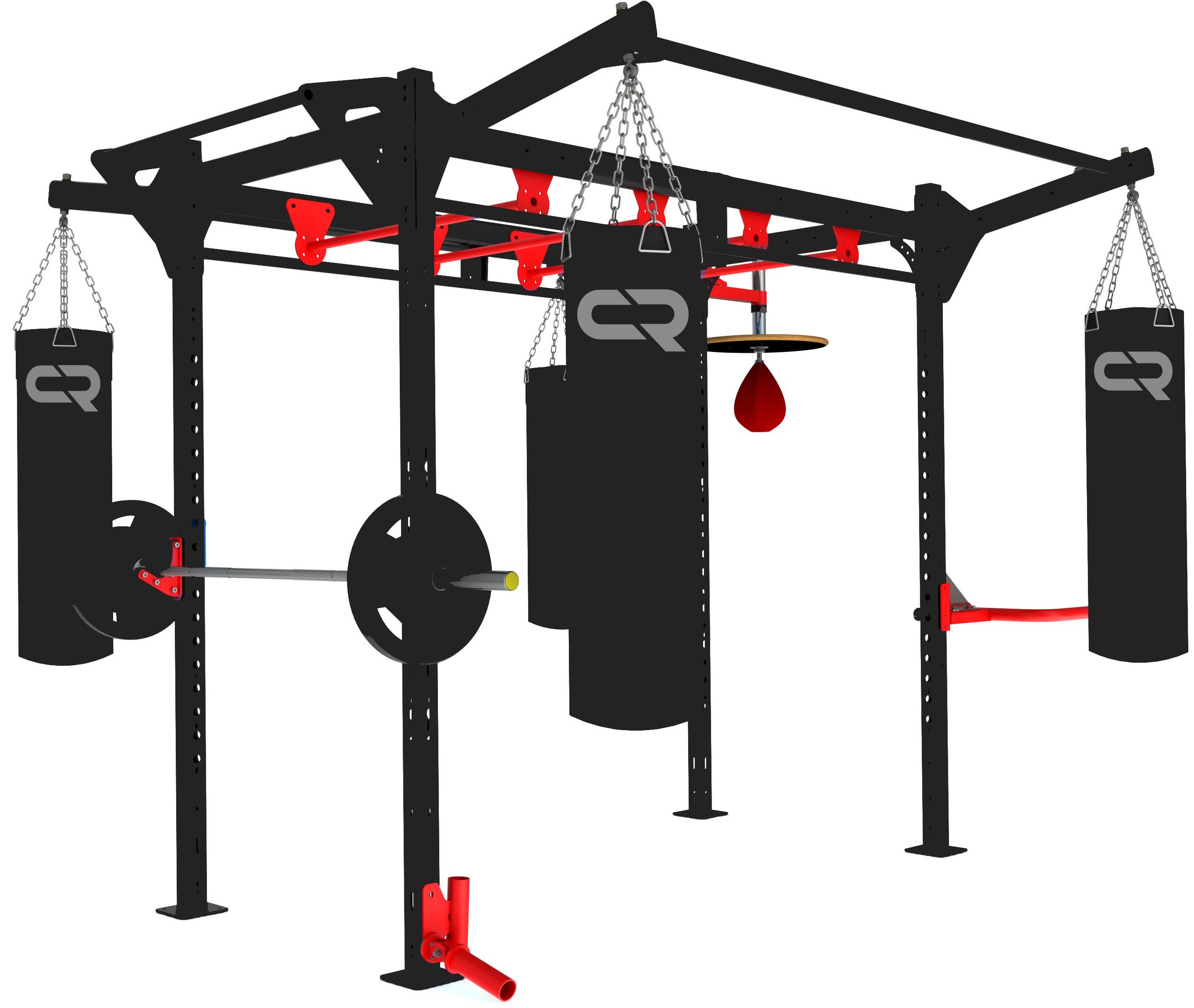 Cage de cross training Compétiteur 1