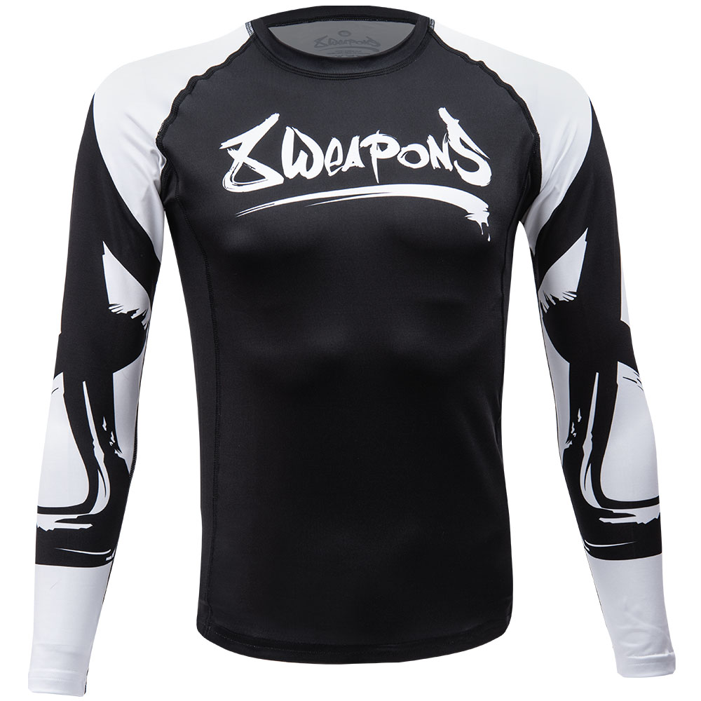 Rashguard 8 weapons Big 8