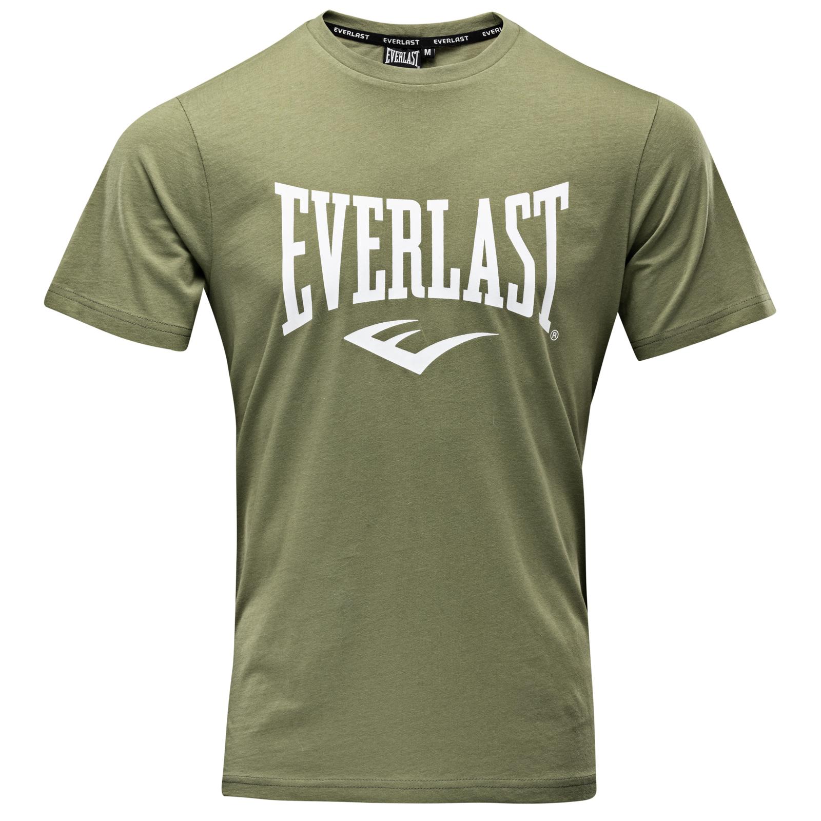 T-shirt Everlast classique Kaki