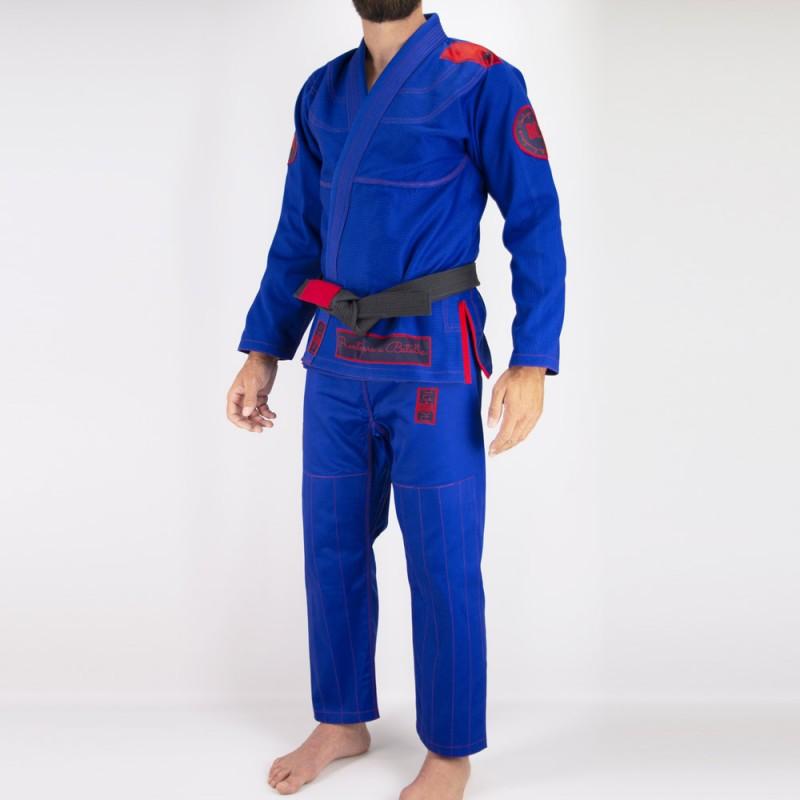 Kimono de JJB Bõa Pronto Para Batalha Bleu