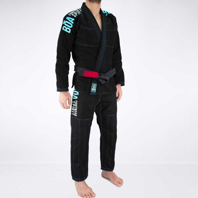 Kimono de JJB Bõa Tudo Bem Noir