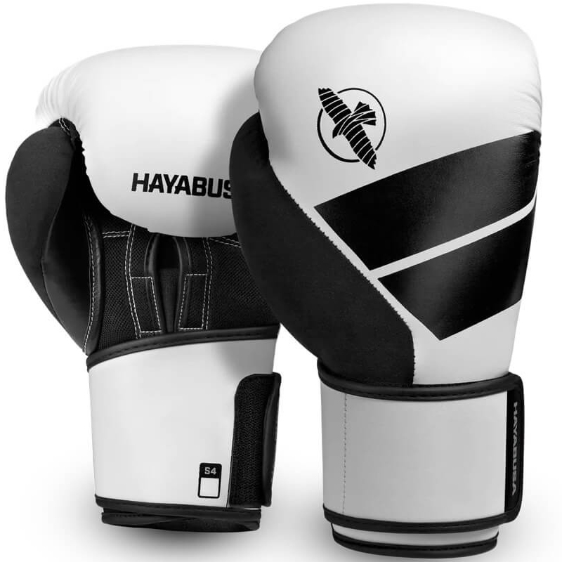 Gants de boxe Hayabusa S4 Blanc
