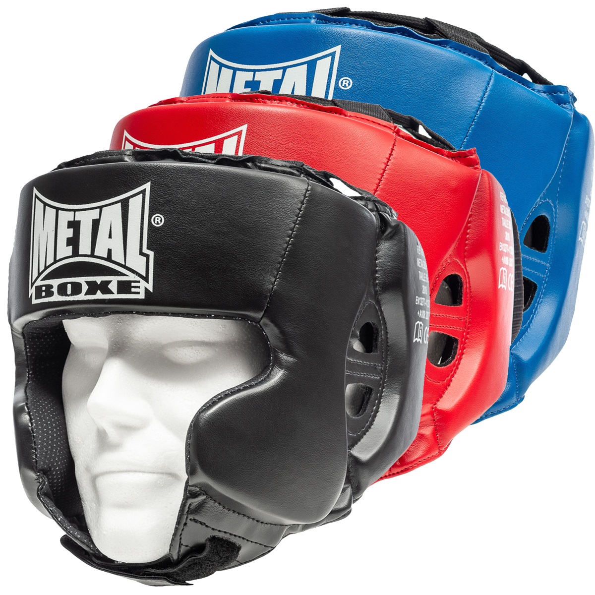 Casque de boxe adulte
