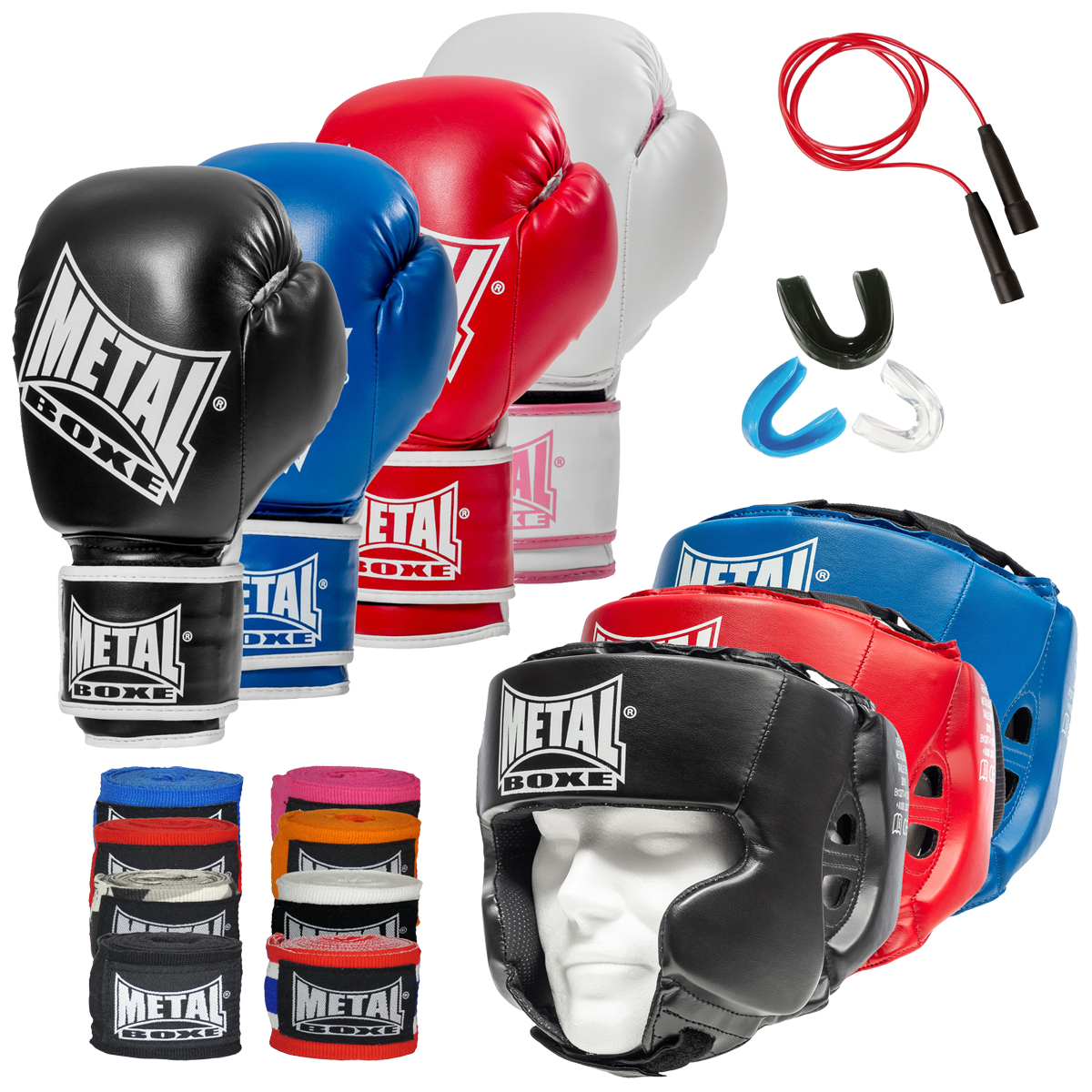 Pack Boxe Anglaise Adulte Complet