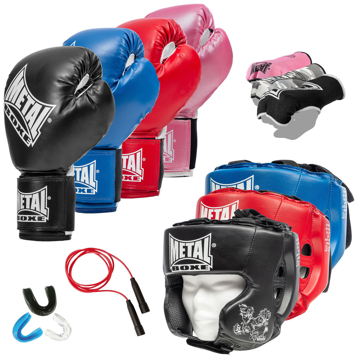 Pack Boxe Anglaise Enfant Complet