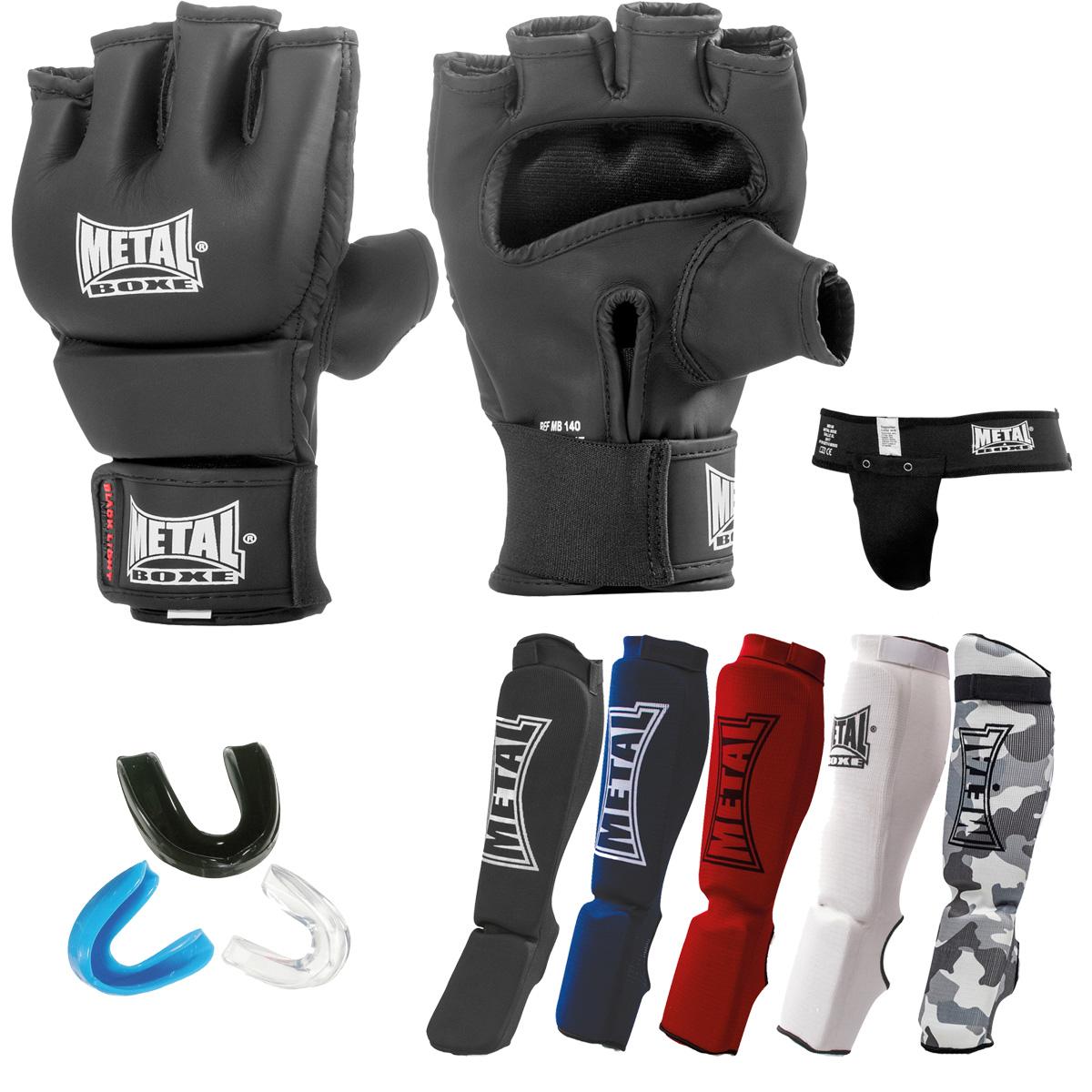 Kit MMA Garçon