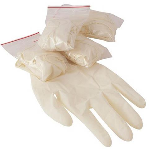 Paire de gants de soigneur