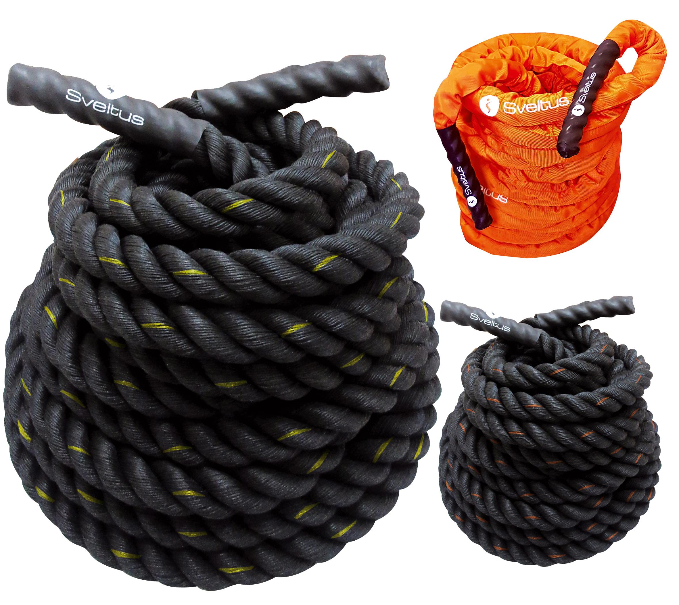 Battle ropes Sveltus