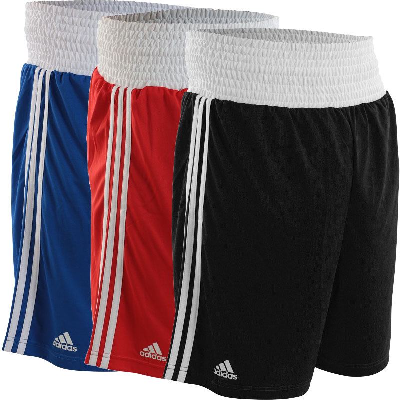Short boxe Anglaise Adidas light flex