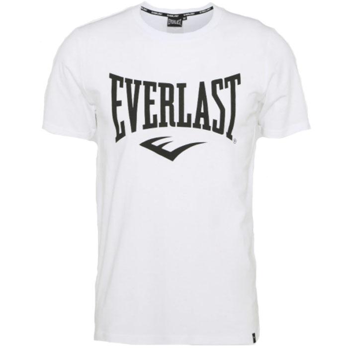 T-shirt Everlast Classique Blanc