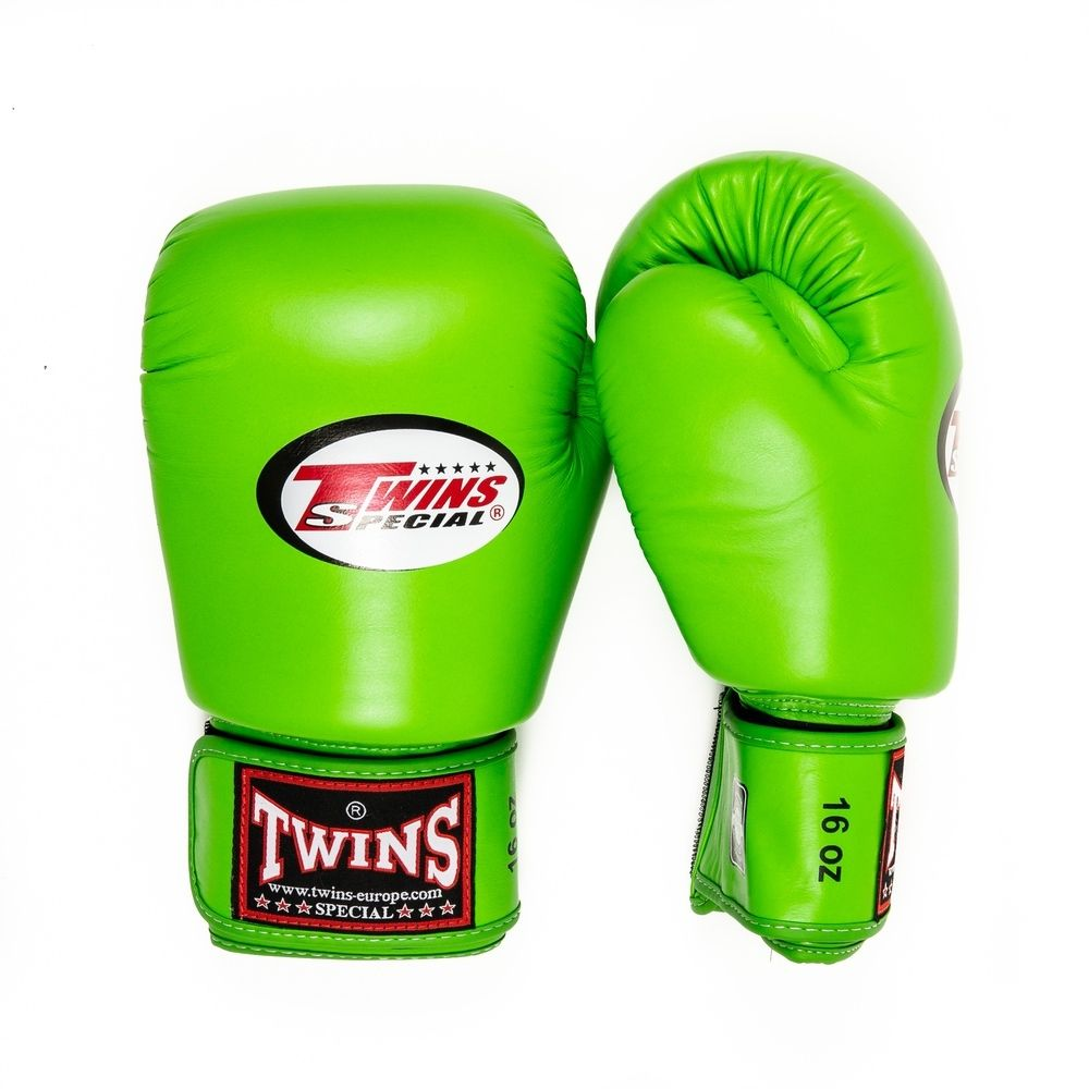 Gants de boxe Twins Lime