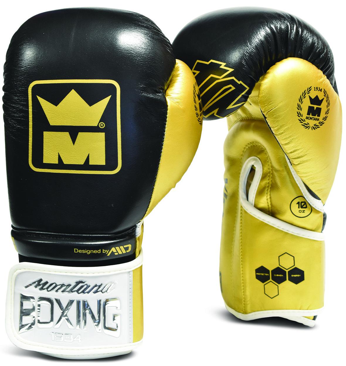Gants de boxe Montana Victory 2.0