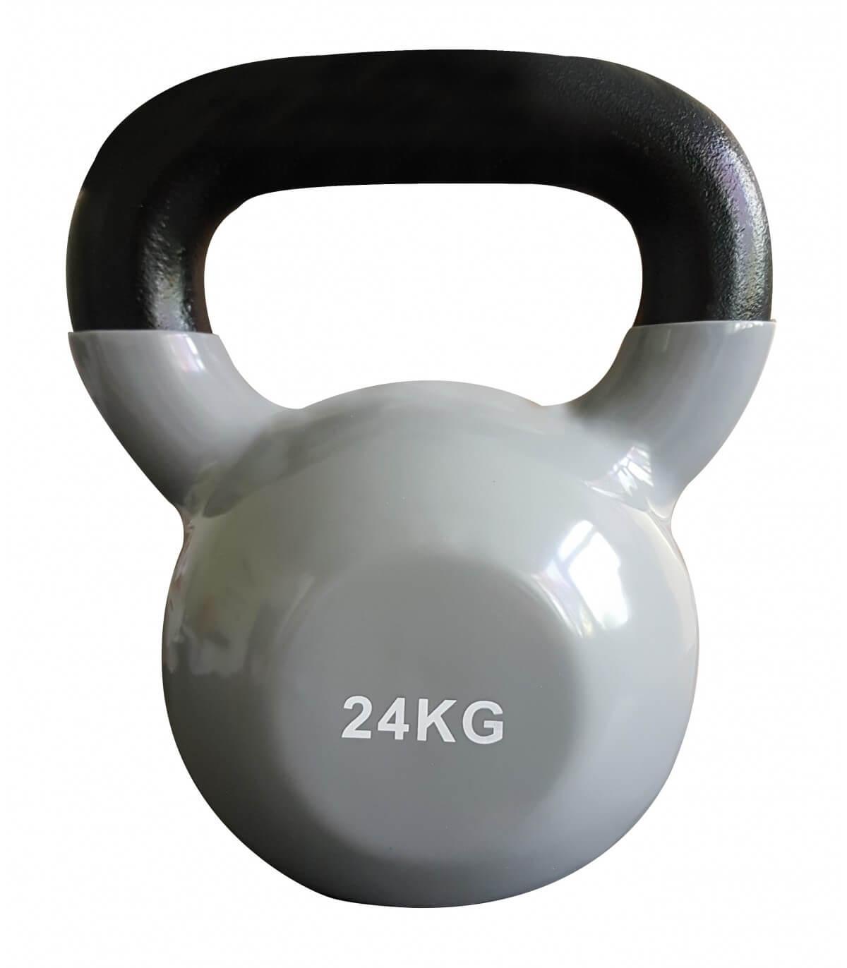 Kettlebell 24 kilos Sveltus