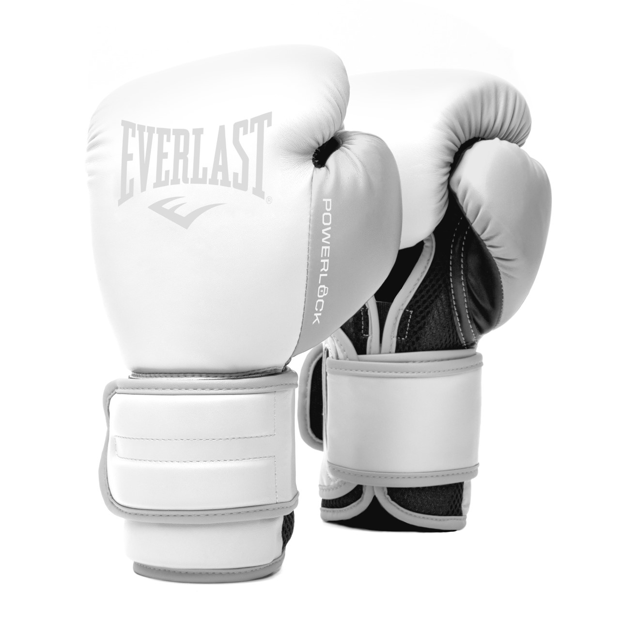 Gants de boxe Everlast Powerlock 2 Blanc