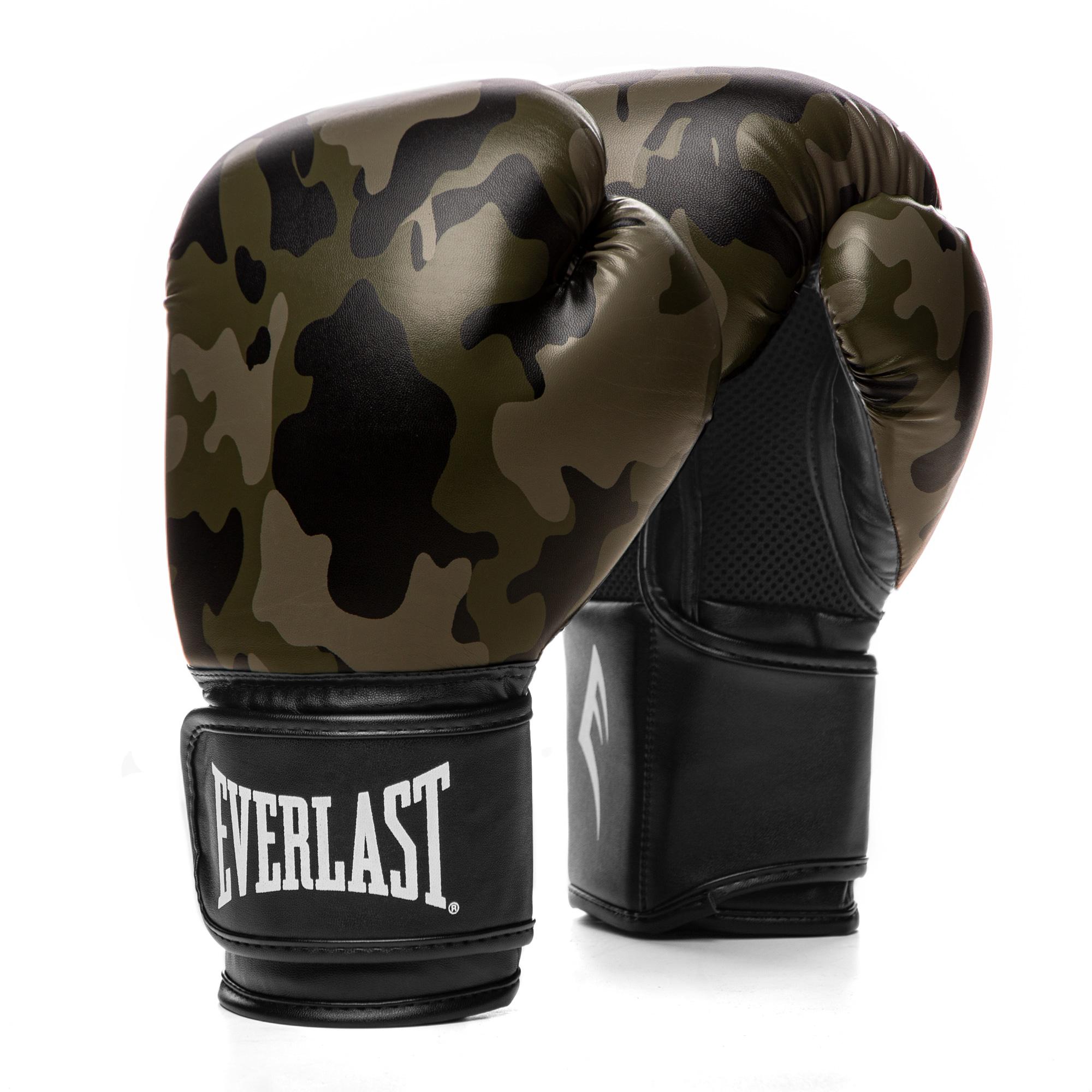 Gants de boxe Everlast Spark Camo
