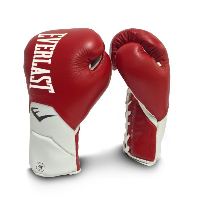 Gants de boxe Everlast Elite pro fight