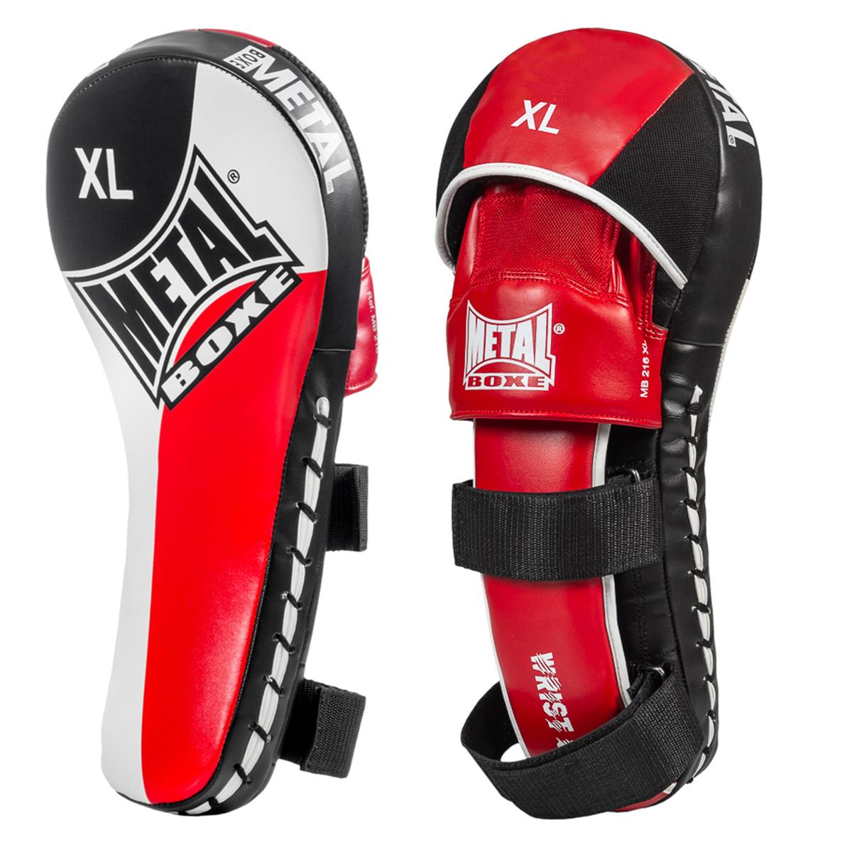 Pattes d\'ours Métal boxe XL