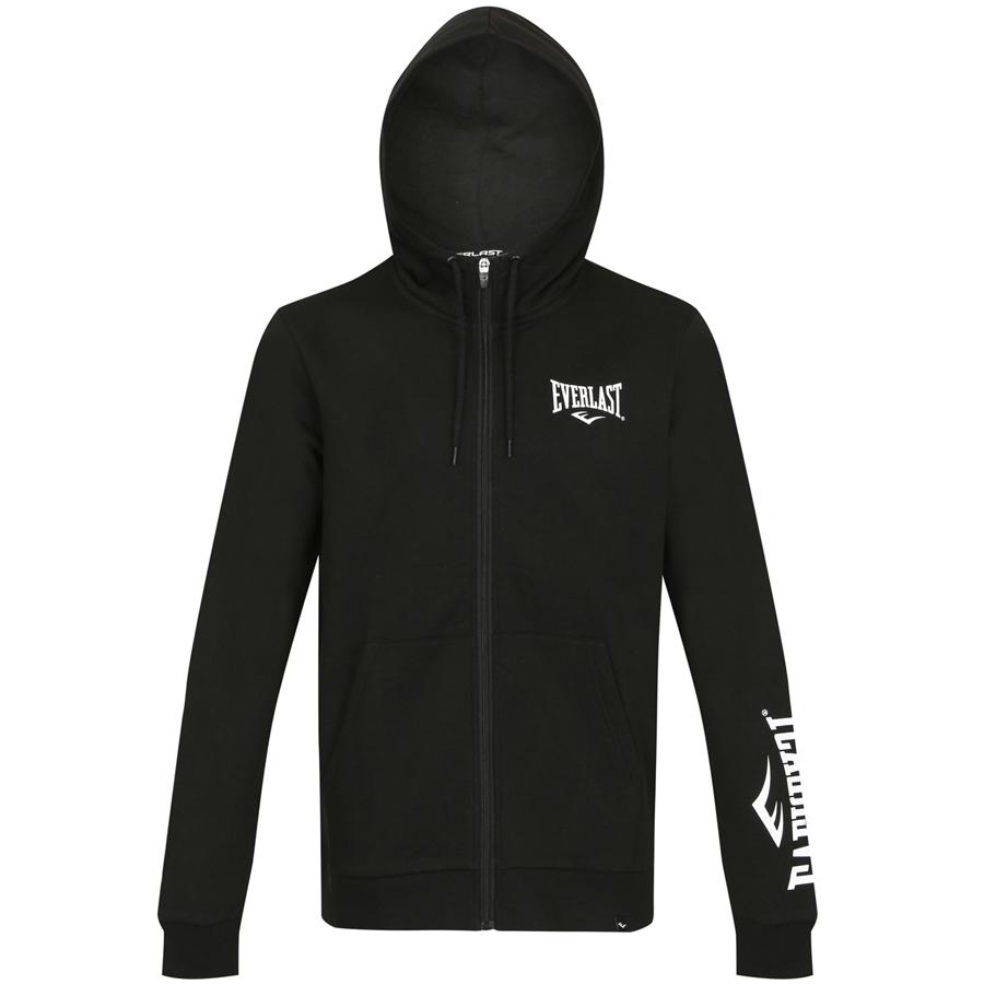 Sweatshirt zippé Everlast Sulphur Noir