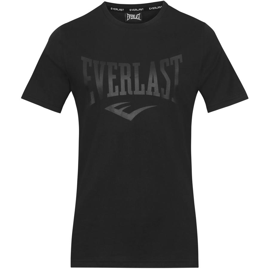 T-shirt Everlast Black - Black