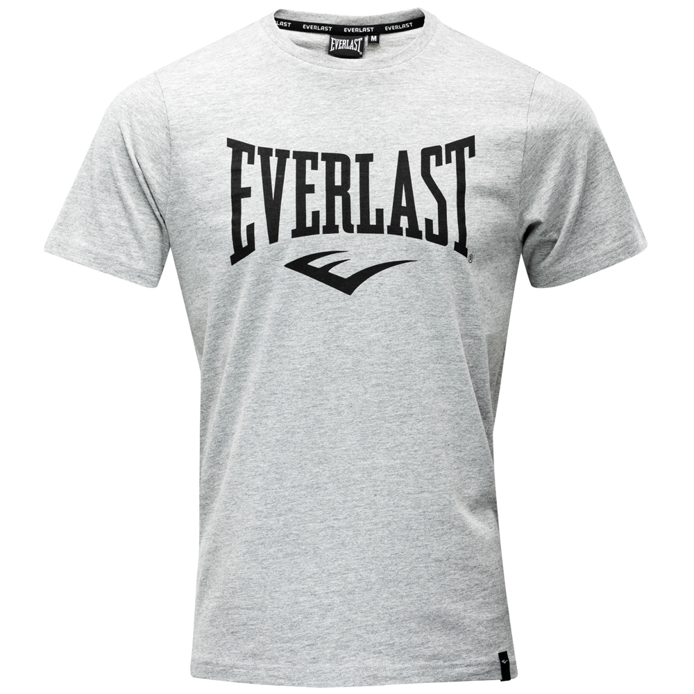 T-shirt Everlast Russel Heather Grey