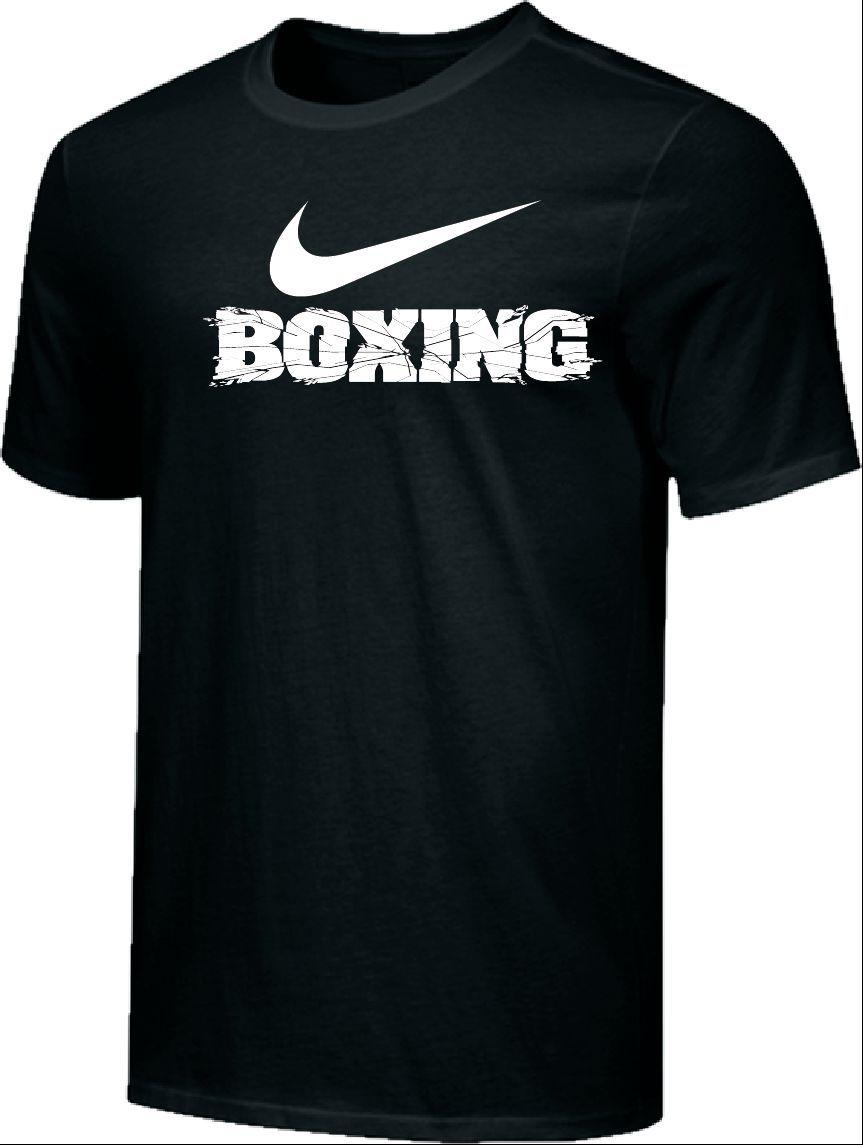 t-shirt-nike-boxing-noir