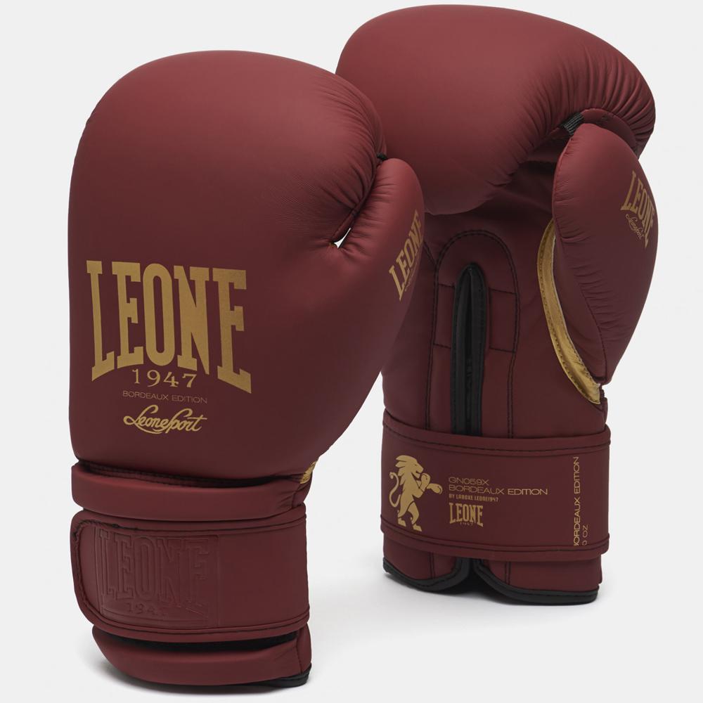 Gants de boxe Leone Bordeaux Edition