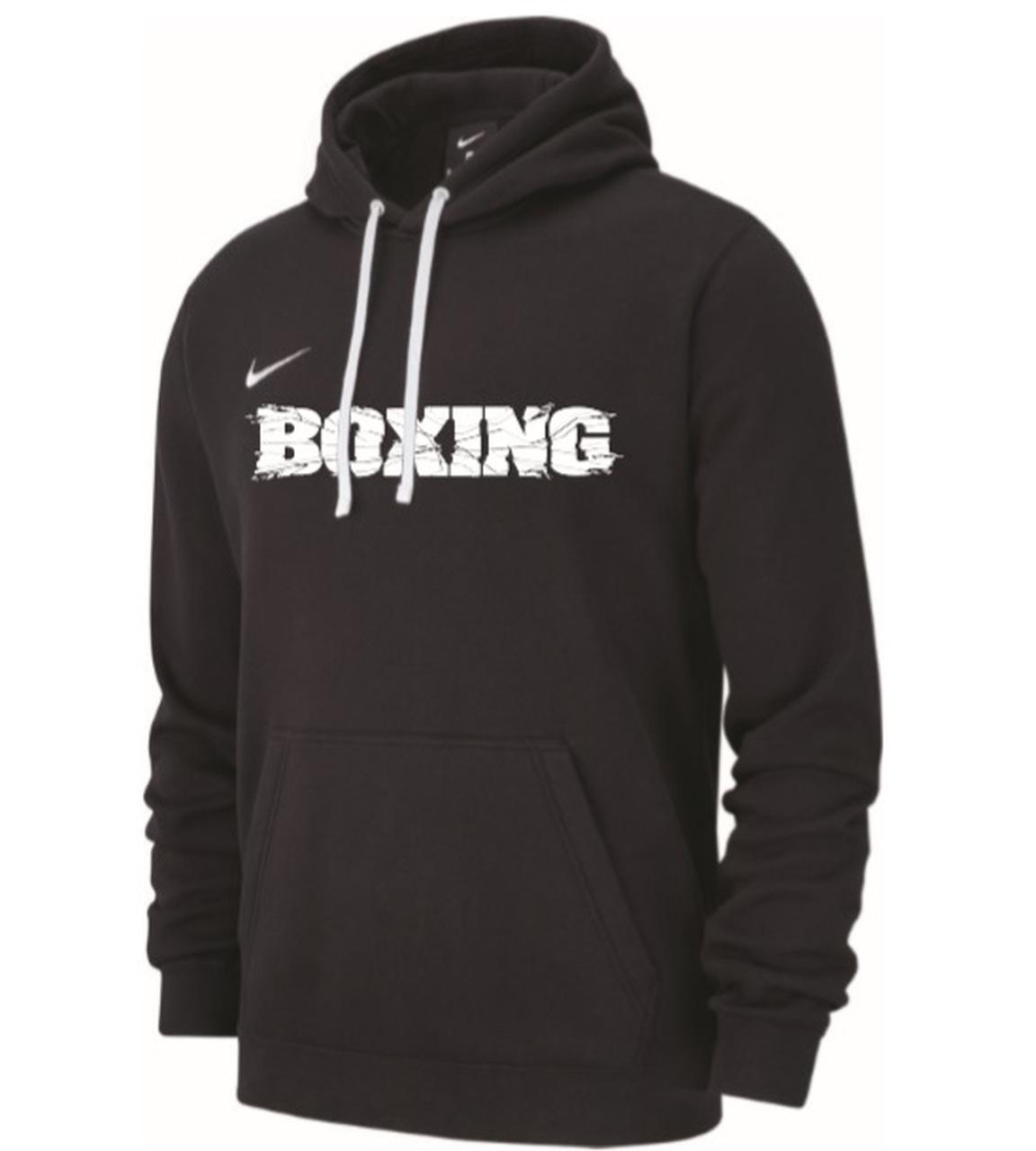 Sweat Nike Boxing Noir