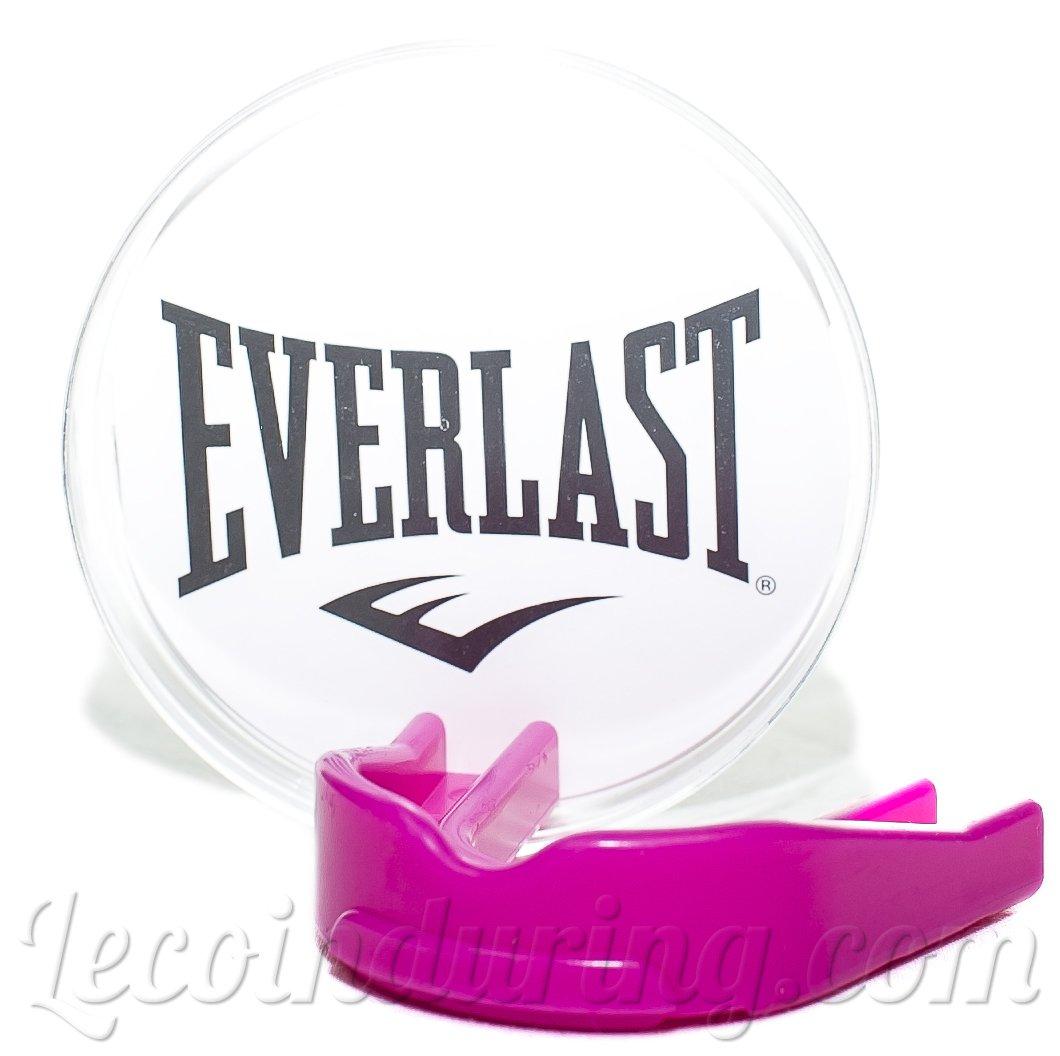Protège Dents Everlast  Rose