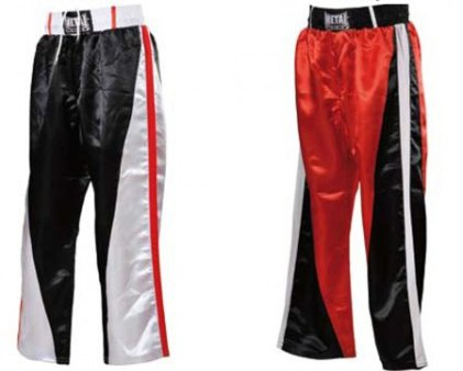 Pantalon Full Contact Metal Boxe