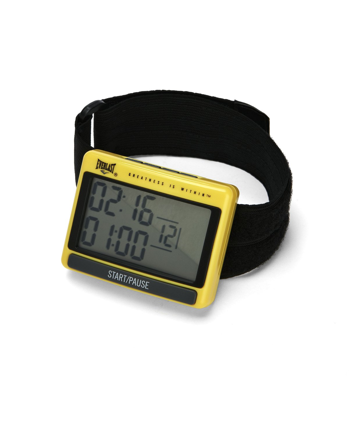 Interval round timer Everlast
