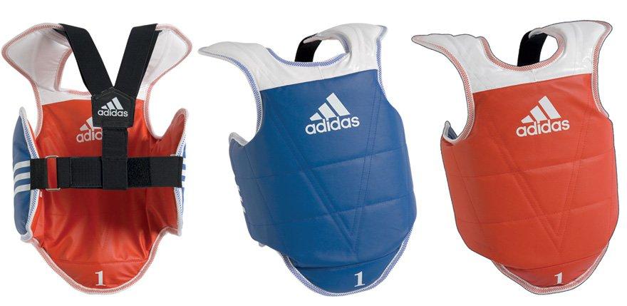 Plastron Adidas Réversible pour enfant