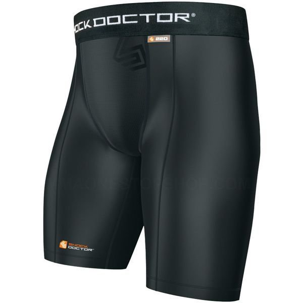 Short de compression Shock doctor